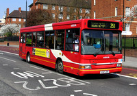 Route 255, Arriva London, DDL12, S312JUA, Streatham