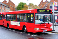 Route 33, NSL Services Group, NCP08, SN55HKL, Hammersmith