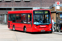 Route 324: Brent Cross, Tesco - Stanmore Station