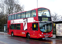 Route 20, Arriva London, VLW88, WLT888, Loughton