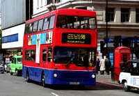 Route 98, Metroline, M1204, B204WUL, Marble Arch