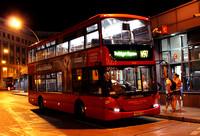 Route N97, London United RATP, SP120, YR59FZB, Hammersmith