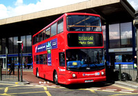 Route 62, Stagecoach London 17862, LX03NFG, Barking