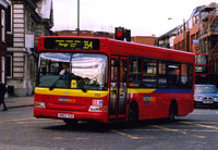 Route 354, Metrobus 283, SN03YCD, Bromley