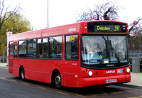 Route 397, Arriva London, ADL68, W468XKX, Loughton