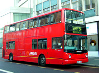 Route 250, Arriva London, DLA2, S202JUA, Croydon
