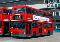 Route 182, Metroline, M956, A956SYF, Brent Cross
