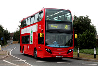 Route 81, London United RATP, ADE4, YX12FNK