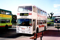 Route C7, London & Country, AN143, UPK143S, Crawley