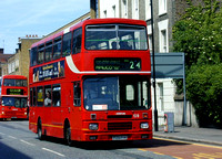 Route 24, Arriva London 139, F139PHM