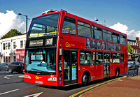Route 608, Go Ahead London 877, PN09ELO, Brentwood