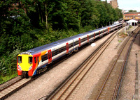 South West Trains, 458017, Putney