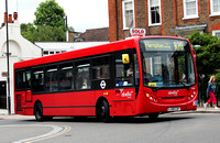 Route R70, Abellio London 8507, LJ08CZP, Richmond