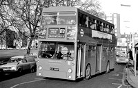 Route E2, London Transport, DMS1960, KUC960P, Ealing