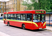 Route 195, ECT 108, KX03HZZ, Ealing Hospital