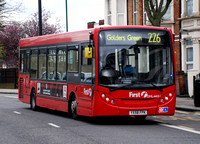 Route 226, First London, DML44051, YX58FPK, Harlesden