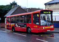 Route R6, First Centrewest, DMS41465, LT02ZDV, Orpington