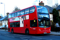Route 156, Abellio London 9504, LF59XDZ, Wandsworth