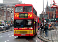 Route 476, First London, VN247, N247CMP, King's Cross