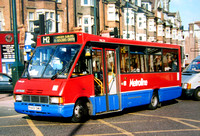Route H2, Metroline, MRL224, P449SWX, Golders Green