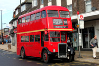 Route 252, London Bus Company, RTL1076, LUC253, Hornchurch