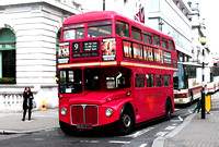Route 9, First London, RM1640, 640DYE, Pall Mall