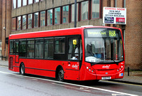 Route R68, Abellio London 8541, YX10FFB, Richmond