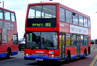 Route 182, Metroline, ET768, LV51YCG, Harrow & Wealdstone