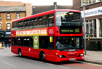Route H32, London United RATP, SP13, YN56FBX, Hounslow