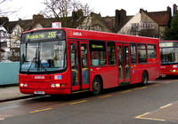 Route 255, Arriva London, DWL5, Y805DGT, Streatham Hill