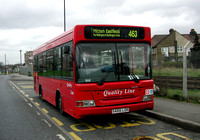 Route 463, Quality Line 466, S466LGN, Mitcham Eastfields