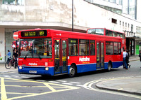 Route 189, Metroline, DLD29, R129RLY, Oxford Street