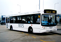Route 805: Southall - Heathrow Cargo Area [Withdrawn]