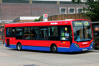 Route C11, Metroline, DE862, LK08DWV, Brent Cross