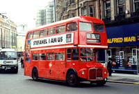 Route 36B, London Transport, RM31, OYM611A