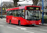 Route W19, Docklands Buses, ED13, AE56OUM, Walthamstow