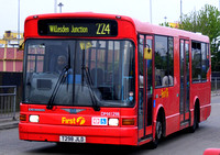 Route 224, First London, DM41298, T298JLD, Willesden Junction