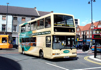 Route 2, Go North East 3864, W864PNL, Newcastle