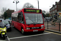 Route S7: Colliers Wood - Cheam Village [Withdrawn]