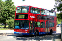 Route H12, Metroline, VP620, LK04UXC