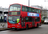 Route 492, Arriva Kent Thameside 6219, GK53AOG, Bluewater