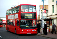 Route 99, Selkent ELBG 17103, V103MEV, Woolwich