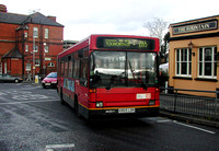 Route 265, London General, DRL65, K865LGN, New Malden