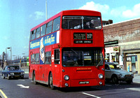 Route 213A, London Transport, DMS1272, JGU272K