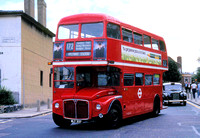 Route 172, London Transport, RM337, WLT337, Barnsbury