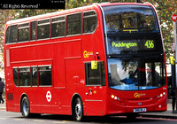 Route 436, Go Ahead London, EH6, SN61BLJ, Marble Arch