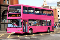 Route 21, Go North East 3862, W862PNL, Newcastle