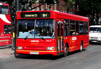 Route W4, Arriva London, PDL15, V435DGT, Turnpike Lane