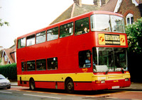 Route 670, First Capital 404, P404PLE, Upminster
