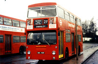 Route 21A, London Transport, DMS2046, OUC46R, Eltham